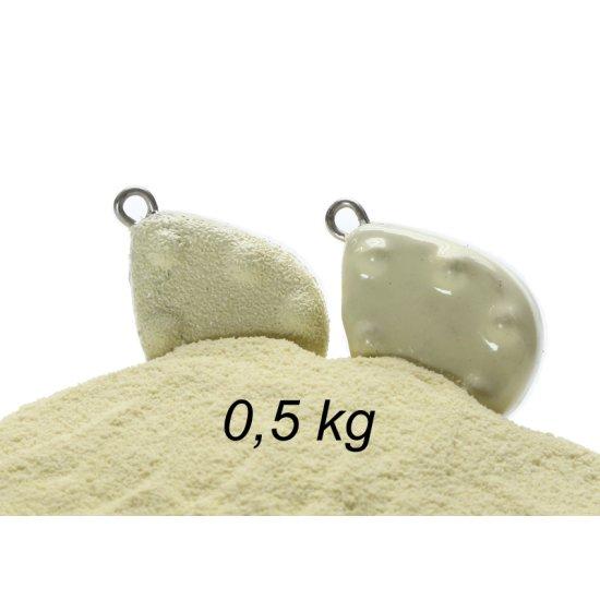0,5 Kg Beige