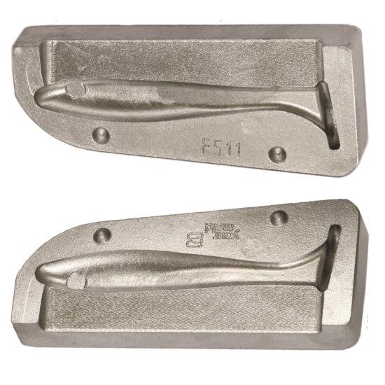 P511 Gummifisch 9,5 cm