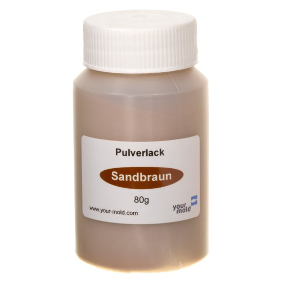 Sandbraun 80g