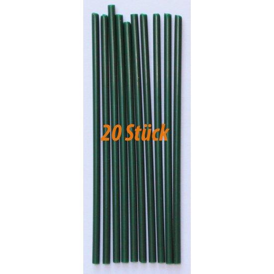 Boom-Tubes 20 cm Tarngrün