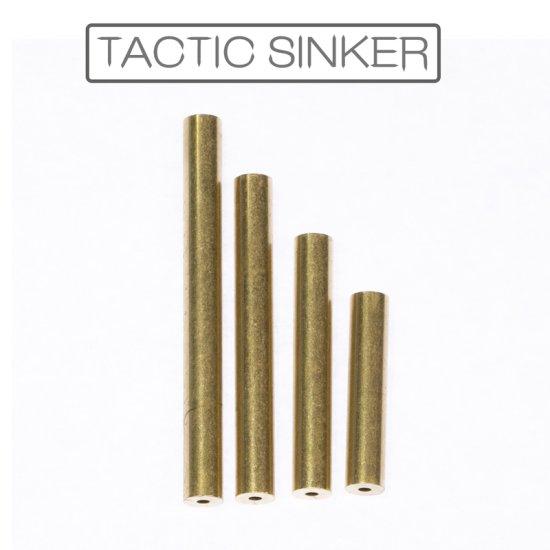 5 Rohlinge TA-Sinker 40 mm