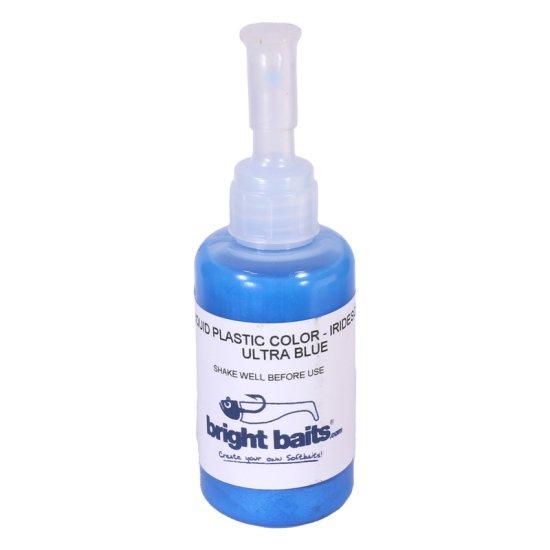 Plastikfarbe Ultra Purple schillernd