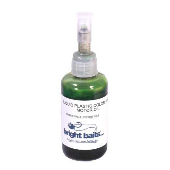 Plastikfarbe Motoroil UV