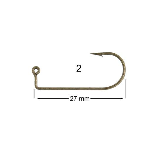 1000 Stück VMC 9147 Gr.2