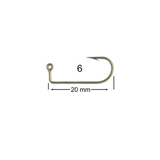 1000 Stück VMC 9147 Gr.6