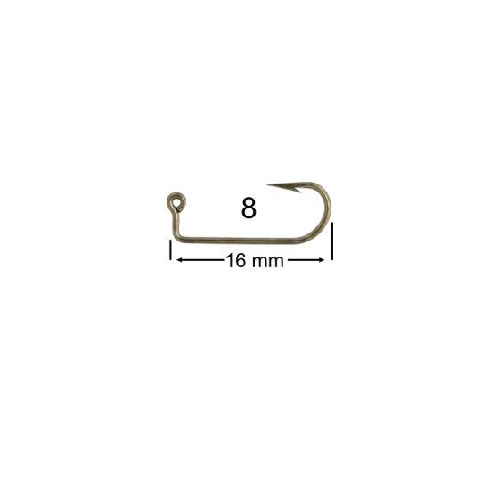 1000 Stück VMC 9147 Gr.8