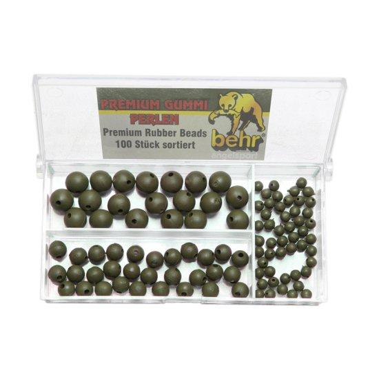 Gummi-Perlen Sortiment
