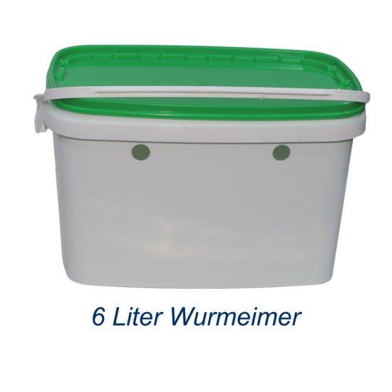 Wurmeimer 6L