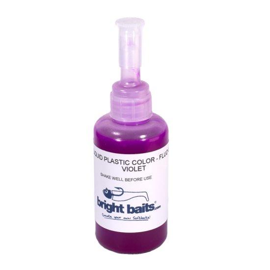 Plastikfarbe Violett fluo UV