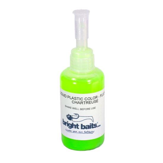 Plastikfarbe Charteuse fluo UV